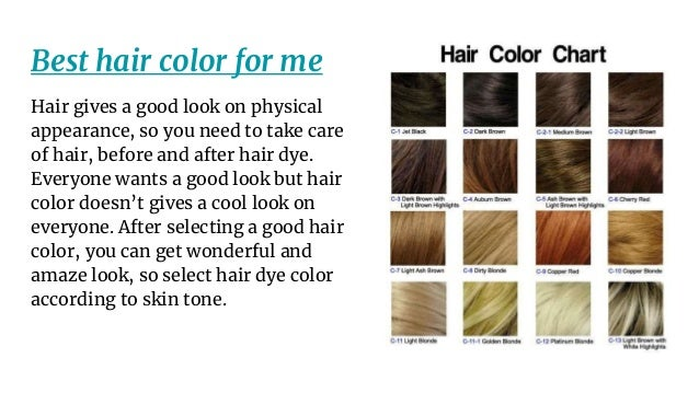 Best Hair Color For Me Right Way To Do Hair Color According To Skin
