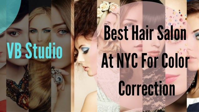 Best Hair Salon At NYC For Color Correction