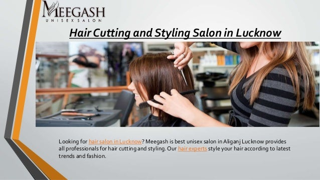 Best Hair Salon In Lucknow