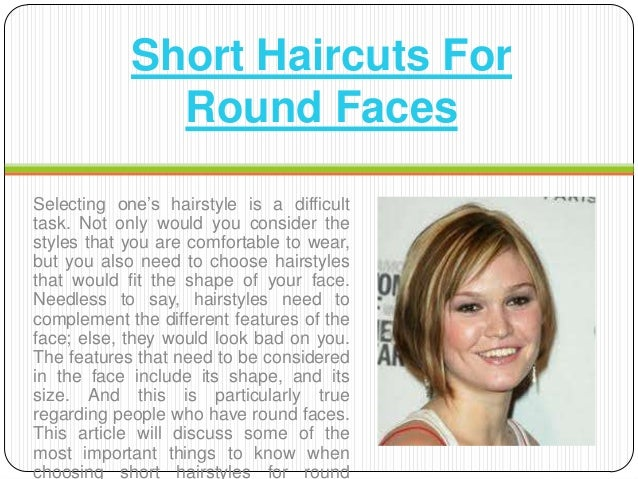 Best Hairstyles For Round Faces