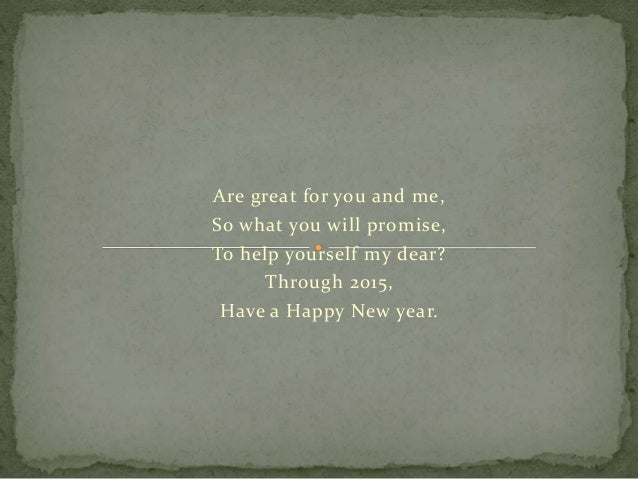 Best Happy New Year 2015 Quotes