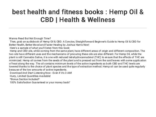 cbd and fitness