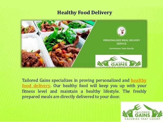 Best healthy food delivery service tailored gains specializes in proving personalized and healthy food delivery our healthy food will keep forumfinder Images