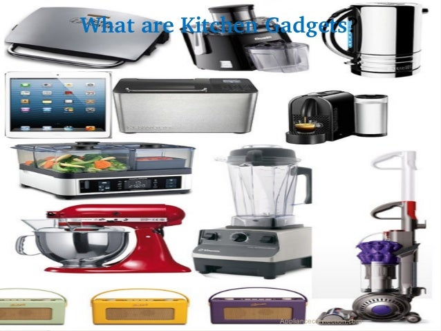 what are kitchen gadgets