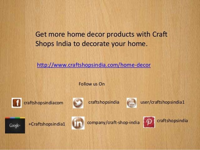 Decorative Shops