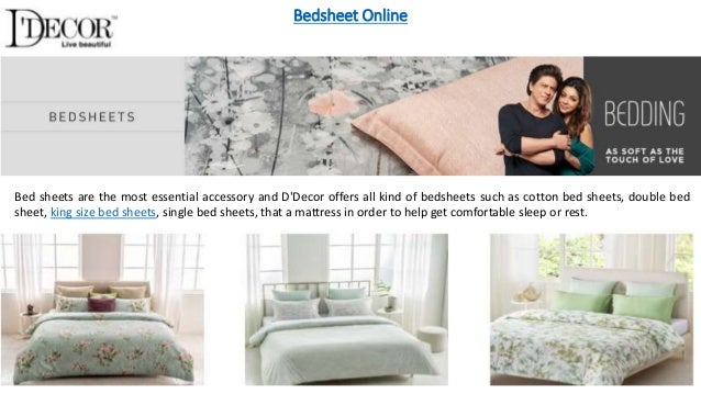 Bedsheet Online Bed Sheets Are The Most Essential Accessory And Du0027Decor  Offers All Kind ...