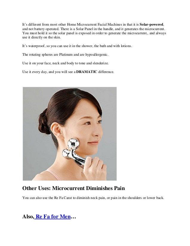 best microcurrent machine reviews