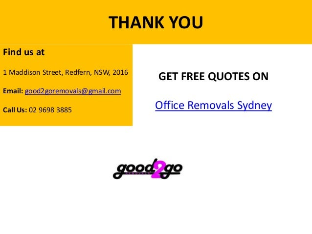 Best Home Office Amp Furniture Removalists Sydney