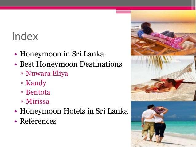 Best honeymoon destinations in sri lanka for New england honeymoon packages