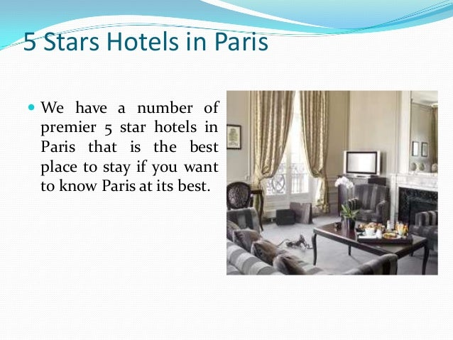 Best Hotel In Paris