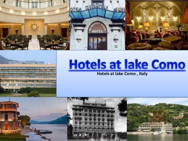 I migliori bed and breakfast sul lago di Como