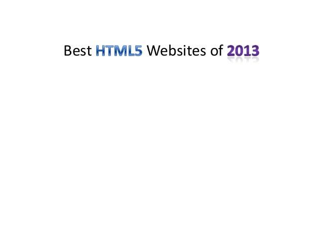 Best Websites of