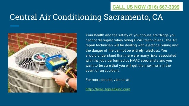 Best Hvac Services Sacramento Ca
