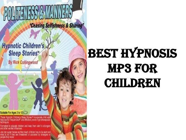 Best Hypnosis   MP3 For  Children
