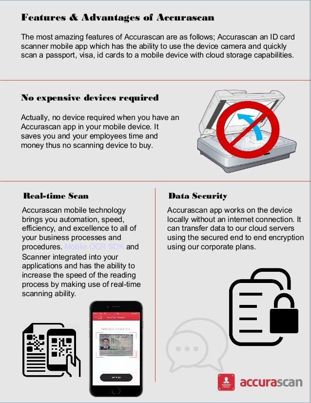 Best id card scanner and reader mobile app