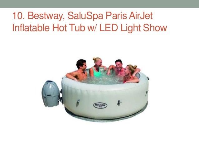 Best inflatable hot tubs 2017 Slide 2