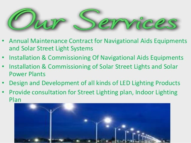 Best Integrated Solar Led Street Light Navaid 91 9999492721