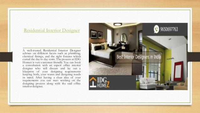 best interior designers in delhi ncr