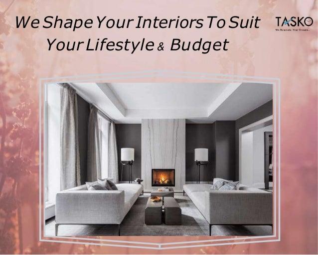 Best Interior Designers In Hyderabad - Tasko