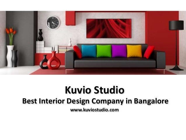 Kuvio Studio Best Interior Design Company In Bangalore Www.kuviostudio.com Best  Interior Design Firm ...