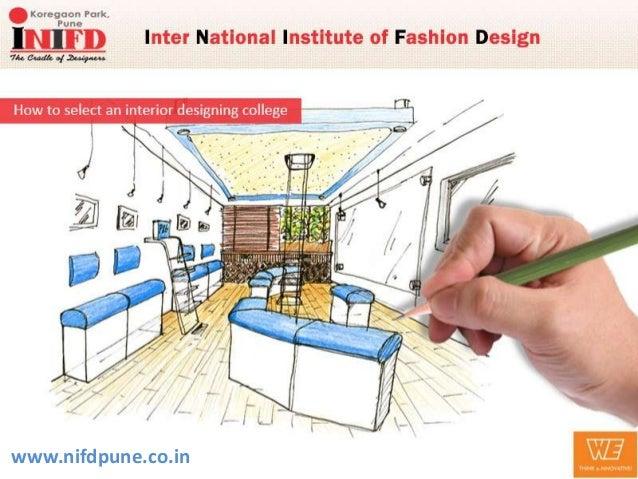 Pune Interior Designer Courses 1 Nifdpunecoin 2