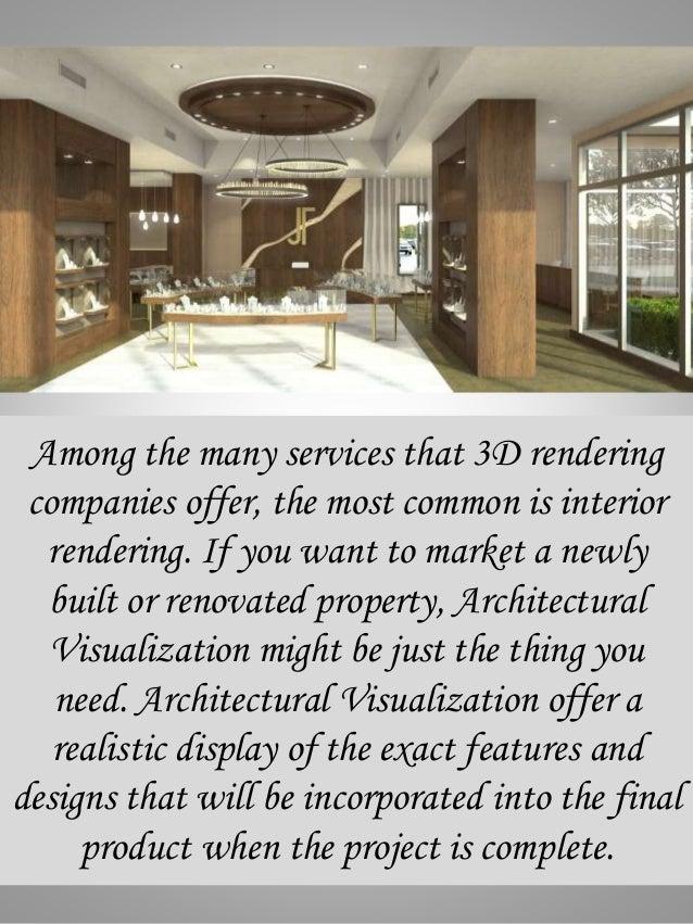 Best Interior Designers Service: Best Interior Design Rendering Services
