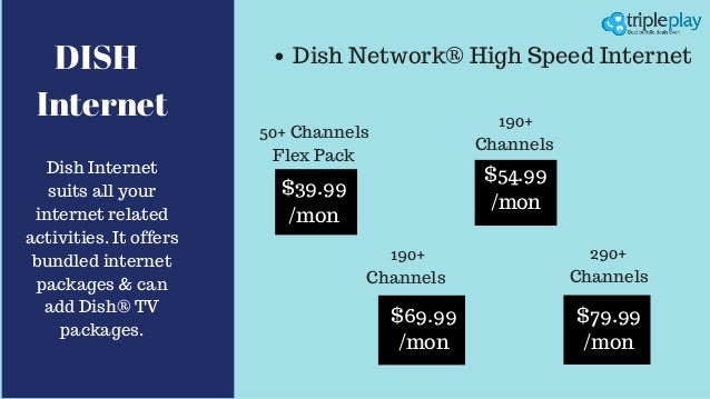 Tv And Internet Providers >> Best Internet Providers 2018 The Triple Play