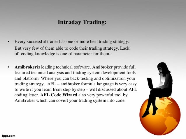 Best Intraday Trading AFL Code for Amibroker