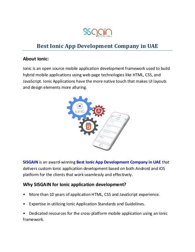 10 Best Mobile Touch JavaScript Framework Web Design