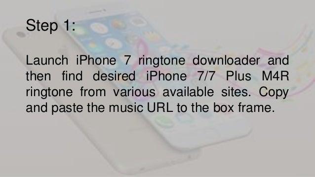 ringtones for iphone 7 plus free download