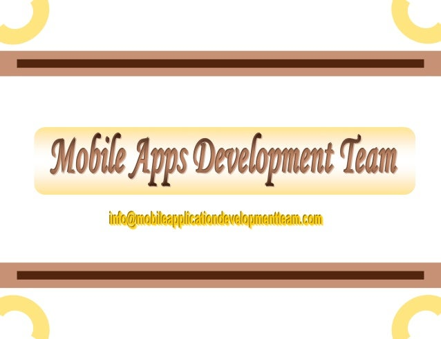 iPhone developers at Mobile Apps Development Team has been professional in iPhone software development for last 4 years. W...