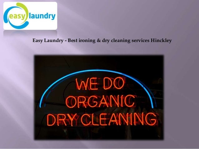 Best ironing & dry cleaning services hinckley