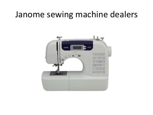 Best Janome Sewing Machine Reviews Magnificent Janome Sewing Machine Dealers