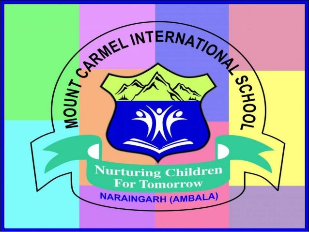 Mount Carmel International School Sai Mandir Road, Naraingarh (Ambala)