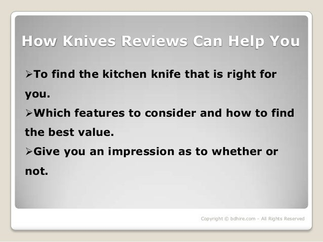 best kitchen knives and their reviews. Black Bedroom Furniture Sets. Home Design Ideas