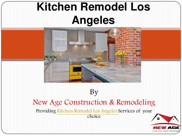 Best kitchen remodel Los Angeles services