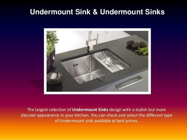 Best Kitchen Sinks Design at Kitchen Cabinet Mall