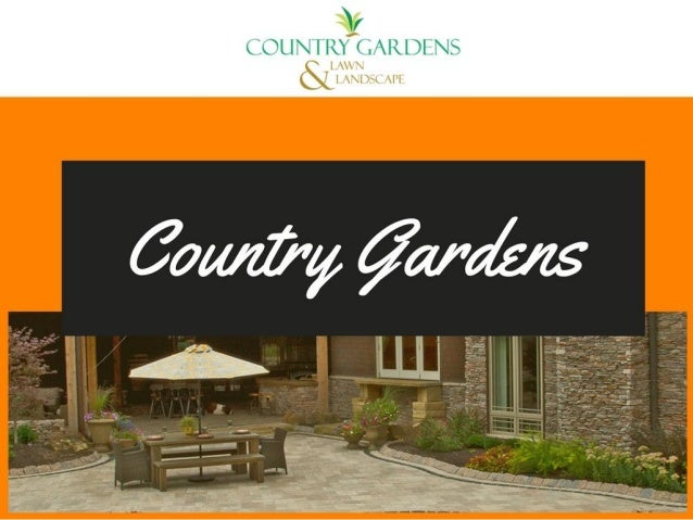 About Us Country Gardens is a premier Landscaping Company. Which offer landscaping services all over the Carmel and surrou...