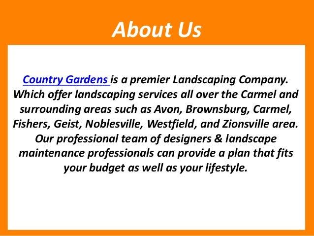 Best Landscaping Services in Zionsville  Slide 2