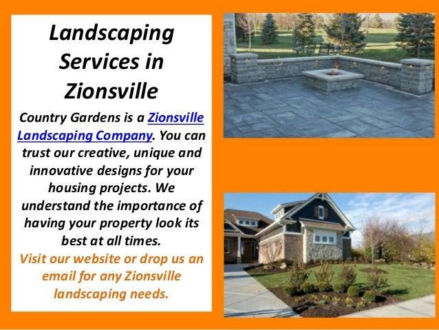 Best Landscaping Services in Zionsville  Slide 3