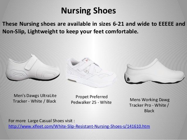 nike nursing shoes for men