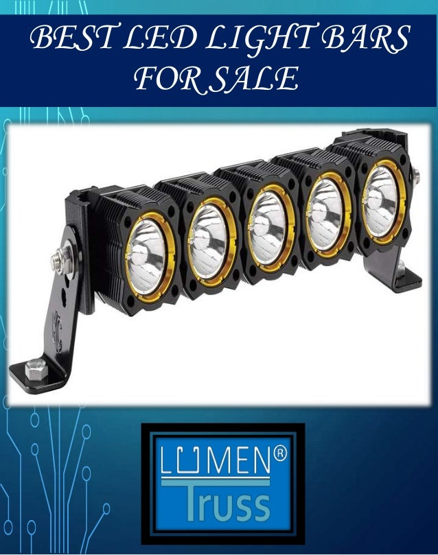 Best led light bars for sale aloadofball Images