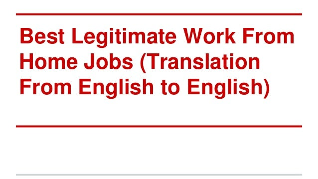 Russian Translation Jobs From Home