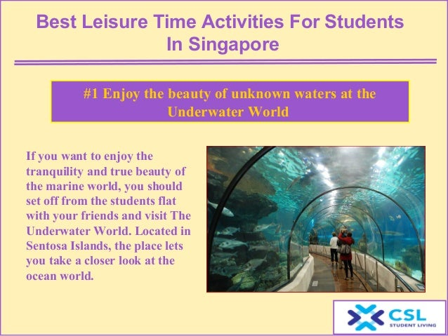 leisure time activities for overseas students Physical education and leisure 1st student learning expectation strand: lifetime activities and recreation standard 3: students shall understand the importance of health benefits from participating in lifetime recreational activities.