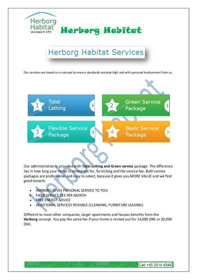 Apartments for Rent Copenhagen | Herborg Habitat
