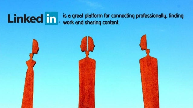 is o qreot platform for connecting professionollu.  findinq ® work and sharing content.     A t l 2 < = , l ' y 1 _ . -' / ...