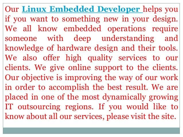 Best linux embedded developer in ukraine Slide 3