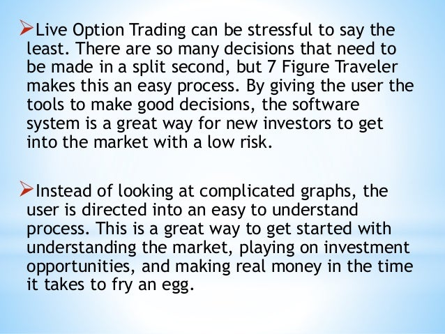 Best way to trade options online