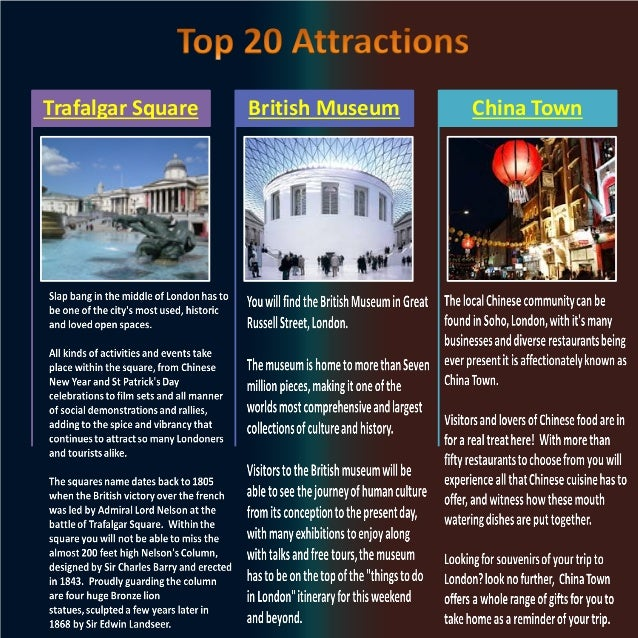 Best London Guide Book Top 20 Attractions