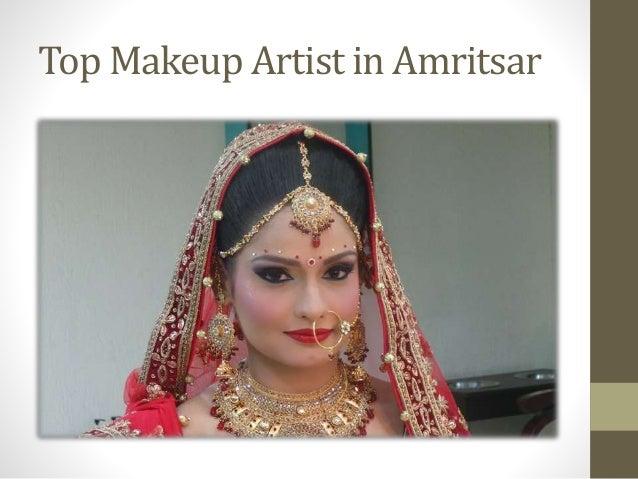 Best makeup expert in amritsar, Bridal makeup artist in